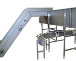 Container Elevators / Lowerators / Incline Conveyors