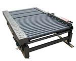 Roller Pallet Transfer and Conveyor